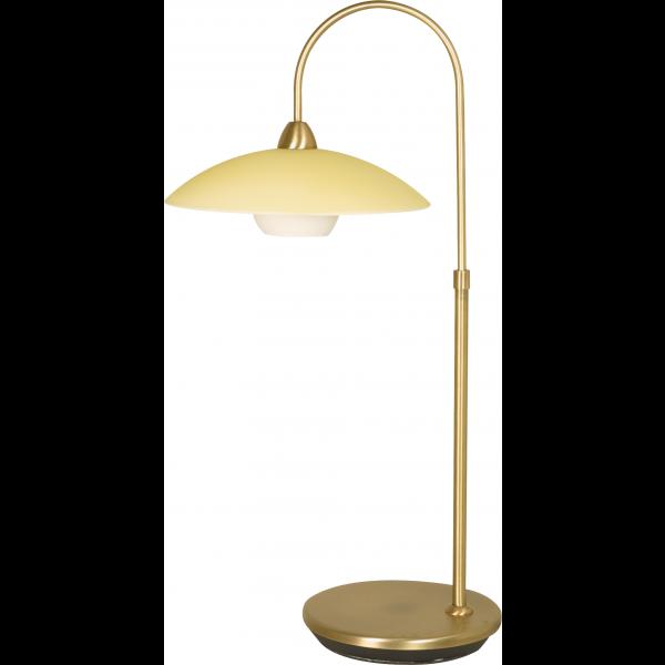 Steinhauer Tafellamp Aleppo halogeen 2949 brons