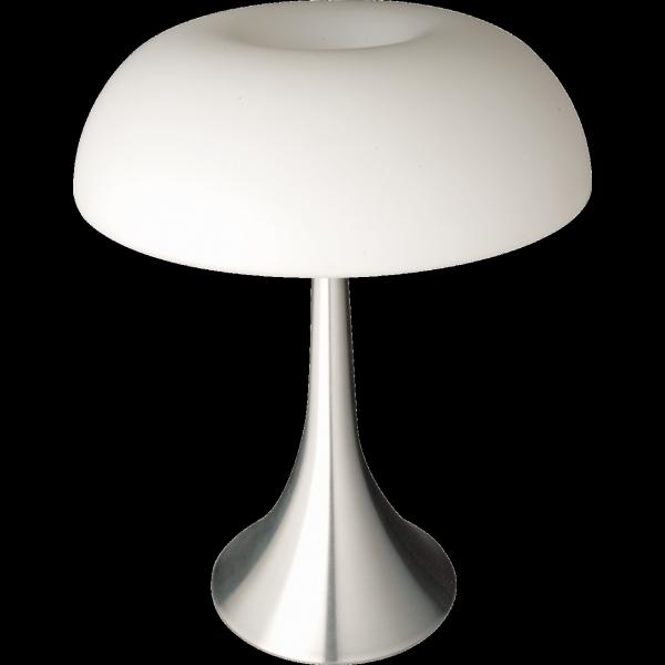 Steinhauer Tafellamp Purissima 5557 staal