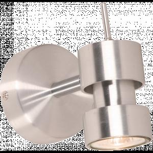 Steinhauer Wandlamp Natasja halogeen 5781 staal