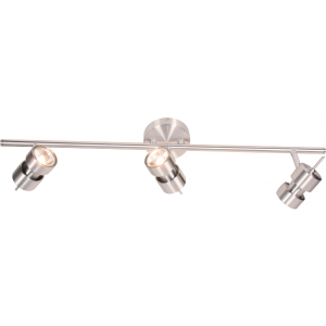 Steinhauer Plafondlamp Natasja halogeen 5783 staal