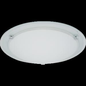 Steinhauer Plafondlamp 6123 wit 32cm