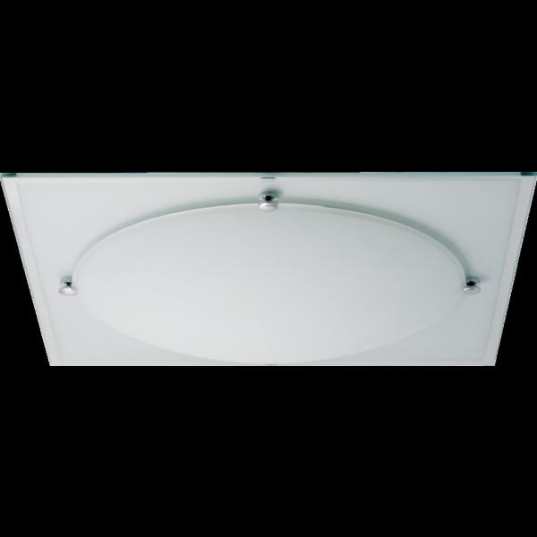 Steinhauer Plafondlamp 6128 wit 42cm