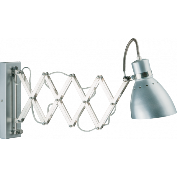 Steinhauer Wandlamp Spring 6290 staal