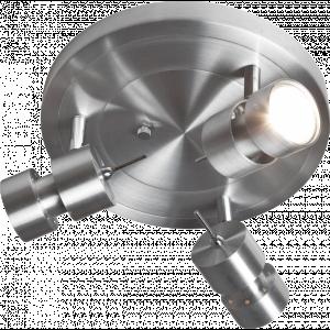 Steinhauer Plafondlamp Natasja halogeen 6619 staal
