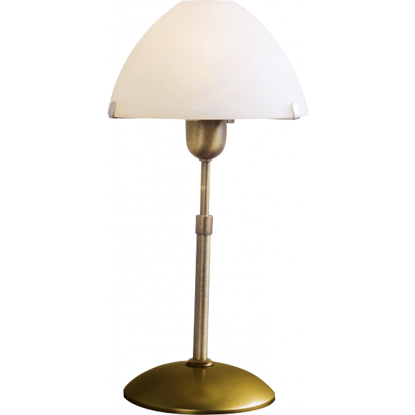 Steinhauer Tafellamp Burgundy 6685 brons