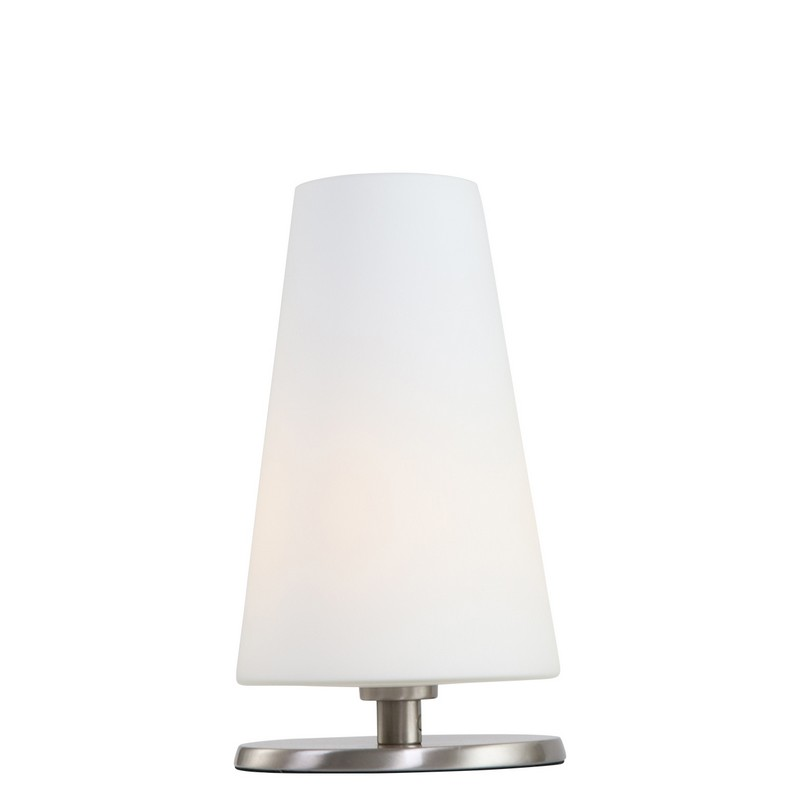 Steinhauer Tafellamp Ancilla 6934 staal