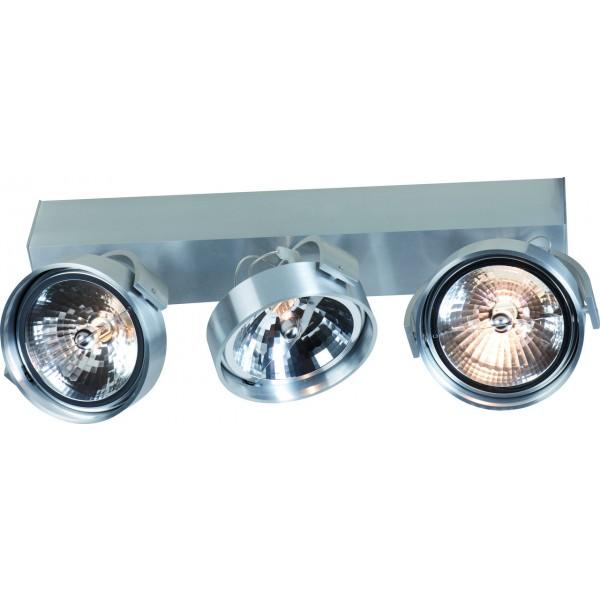Steinhauer Plafondlamp / Spots Halogeen West Point 7186ST