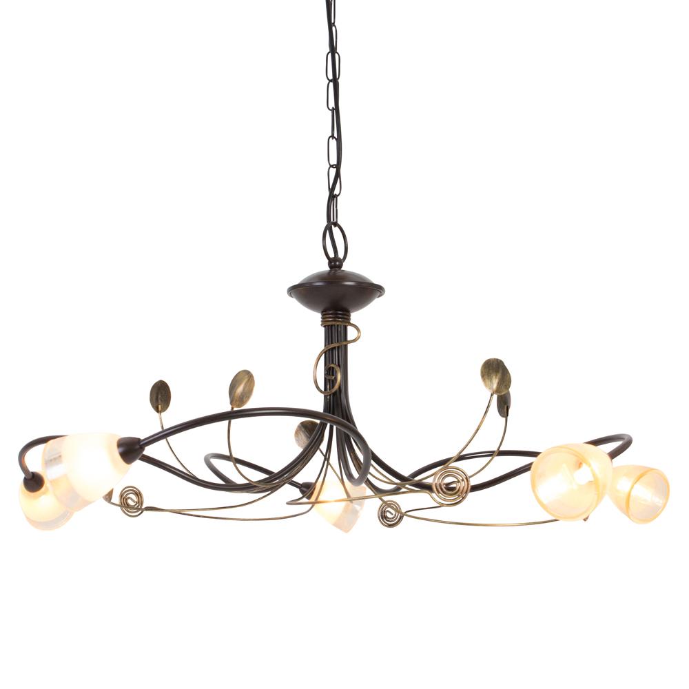 Steinhauer Hanglamp 6-lichts daydream 7419b - Breman Verlichting