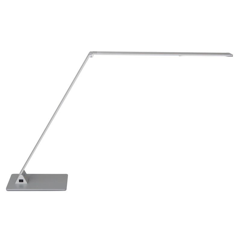 Steinhauer Design tafellamp Serenade LED 7462ST staal
