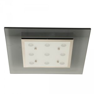 Steinhauer Vierkante plafondlamp Tocoma 7541