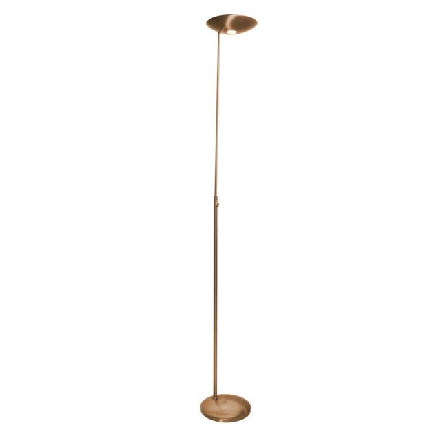 Steinhauer Vloerlamp Tamara 7555BR Brons