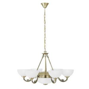Eglo 82749 SAVOY Hanglamp Brons glas