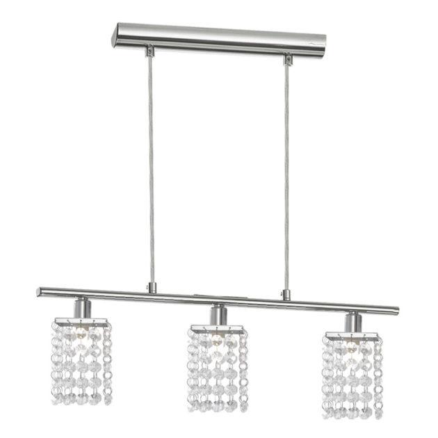 Eglo 85329 PYTON Hanglamp Chroom/kristal