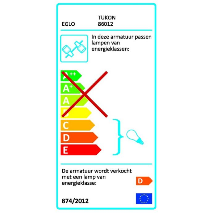 Eglo 85982 TROY 3 Vloerlamp Staal/gesatineerd glas 1X60W/E27
