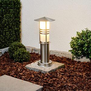 Sokkel Lamp Tuinlantaarn
