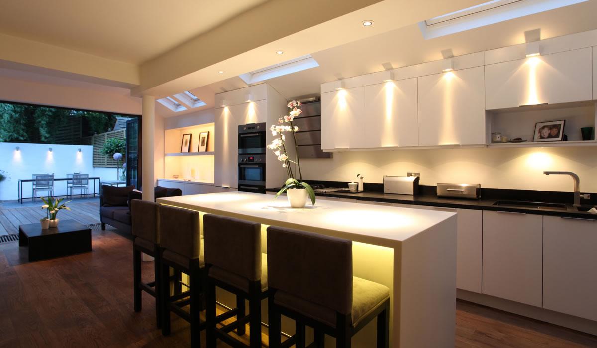 Keuken lampen led:    led badkamer lamp plafondlamp wandlamp ...