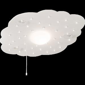 Steinhauer Kinderlamp / Plafondlamp 6195 zilver