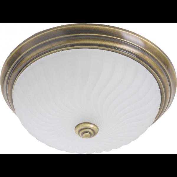 Steinhauer Plafondlamp 2779 brons 30cm