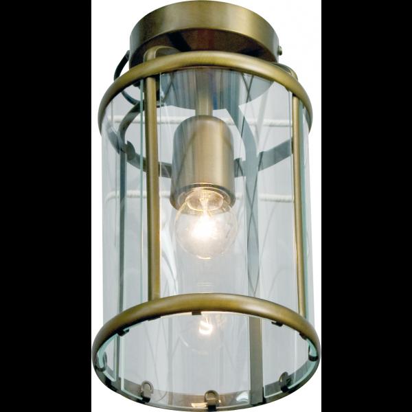 Steinhauer Plafondlamp pimpernel 5973 brons 16cm