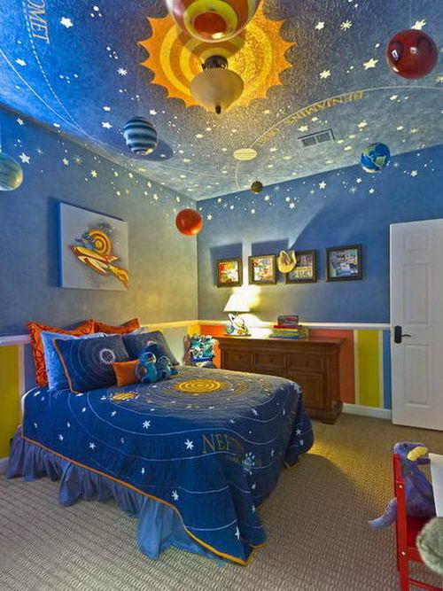 verlichting slaapkamer kind