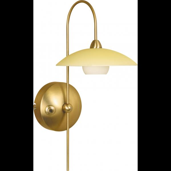 Steinhauer Wandlamp Aleppo halogeen 2929 brons