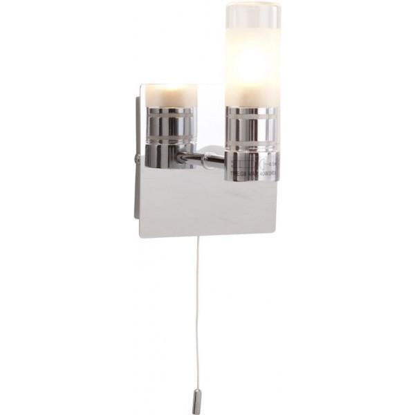 Steinhauer Wandlamp Vikareus halogeen 7299 chroom